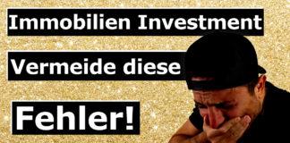 Immobilien Investments - Die größten Fehler