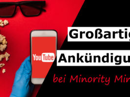 Große Ankündigung bei Minority Minds